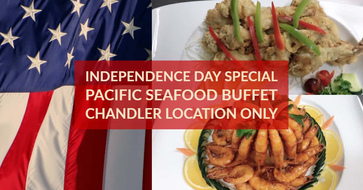 2019 Independence Day Special Chandler Only